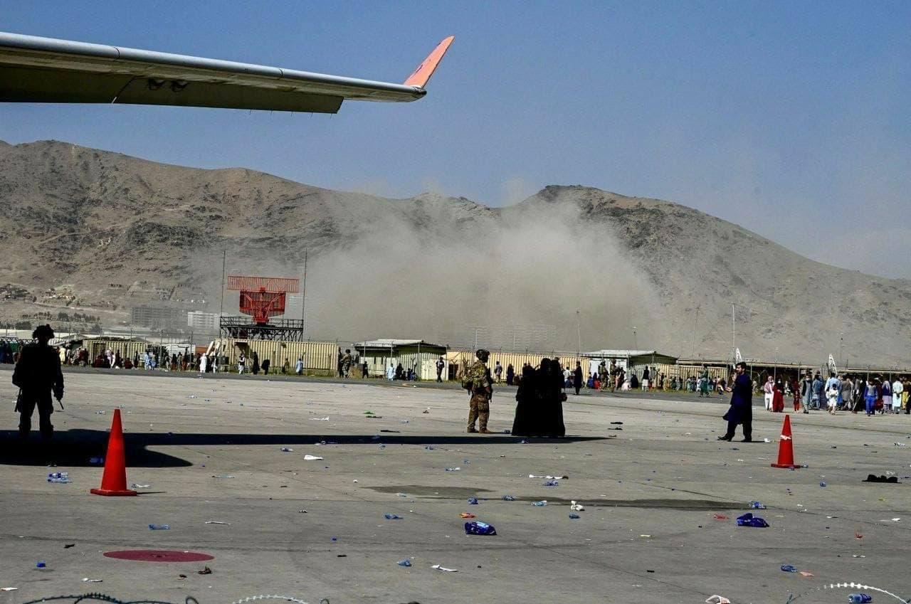 Возле аэропорта Кабула прогремел взрыв