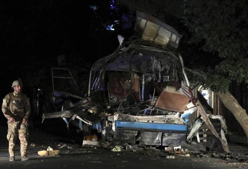 После теракта в аэропорту Кабула произошли новые взрывы