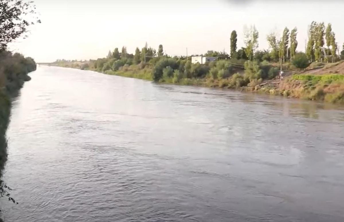 В Хорезме спустя 13 дней нашли труп утопившейся девушки