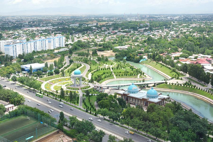 Ташкент расширился
