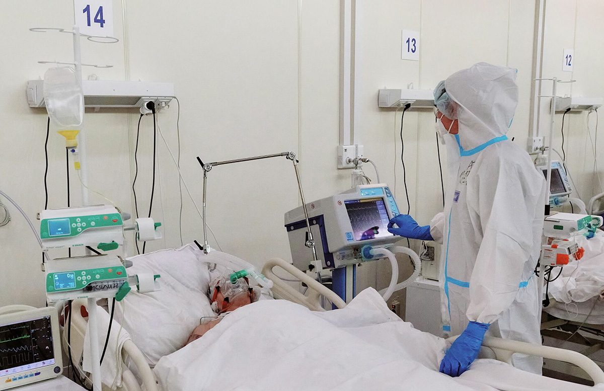 В Узбекистане от пневмонии вылечились свыше 15 тысяч человек — статистика