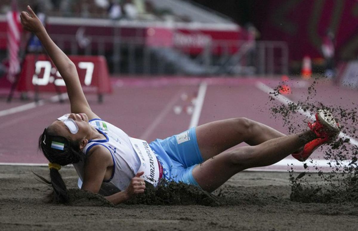 Еще одна медаль в копилке Паралимпийской сборной Узбекистана на Токио-2020