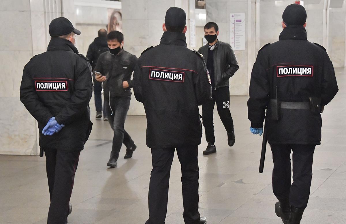 Мигранты устроили очередную массовую драку в центре Москвы