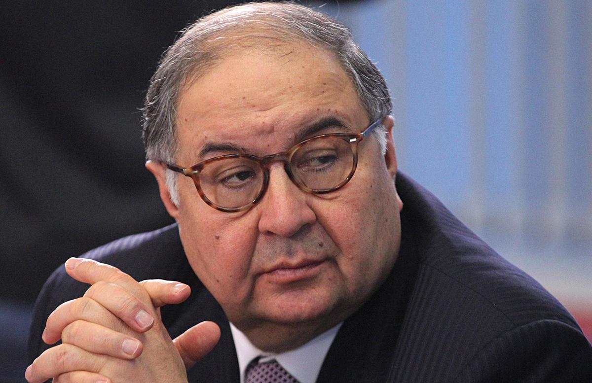 Алишер Усманов занял второе место в рейтинге импакт-инвесторов