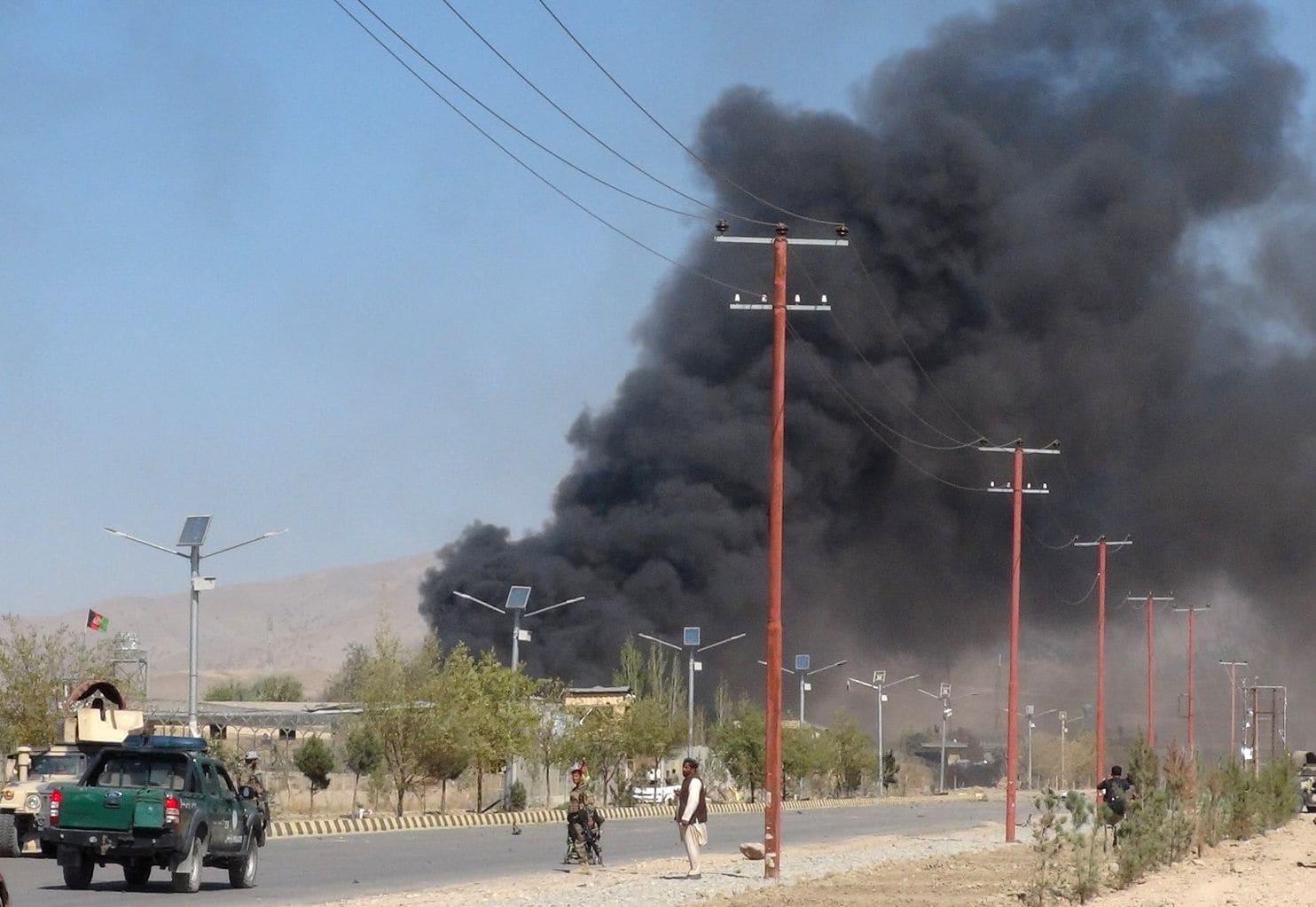 Россия назвала причины атак на аэропорт Кабула