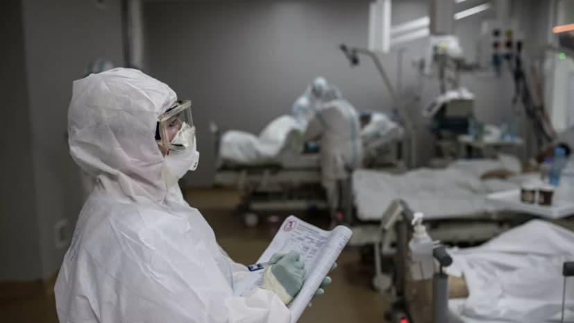 Небольшой спад: За последние сутки выявили 322 новых случая пневмонии