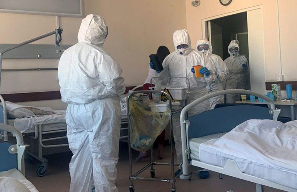В Узбекистане за сутки выявили почти 800 случав заражения коронавирусом — статистика