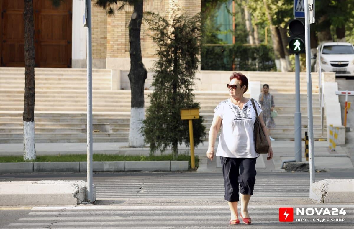 Сентябрь встретит узбекистанцев жаркой погодой