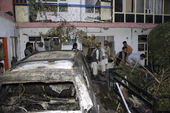 В ЮНИСЕФ заявили, что в ходе удара США в Кабуле погибли семь детей