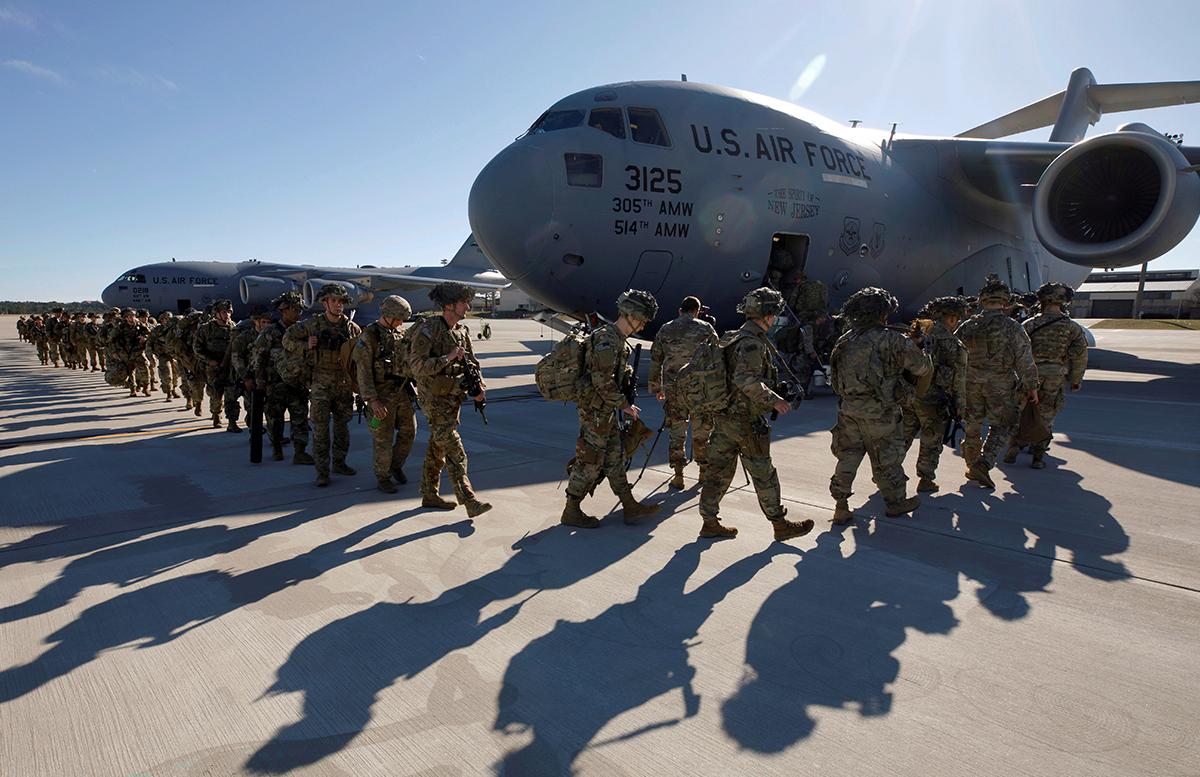 США завершили 20-летнюю миссию в Афганистане