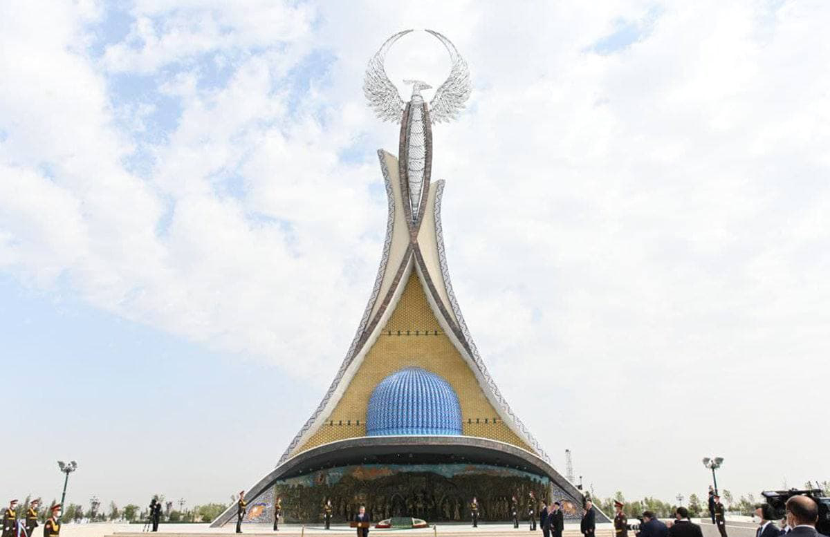 Состоялось торжественное открытие парка «Янги Узбекистон»