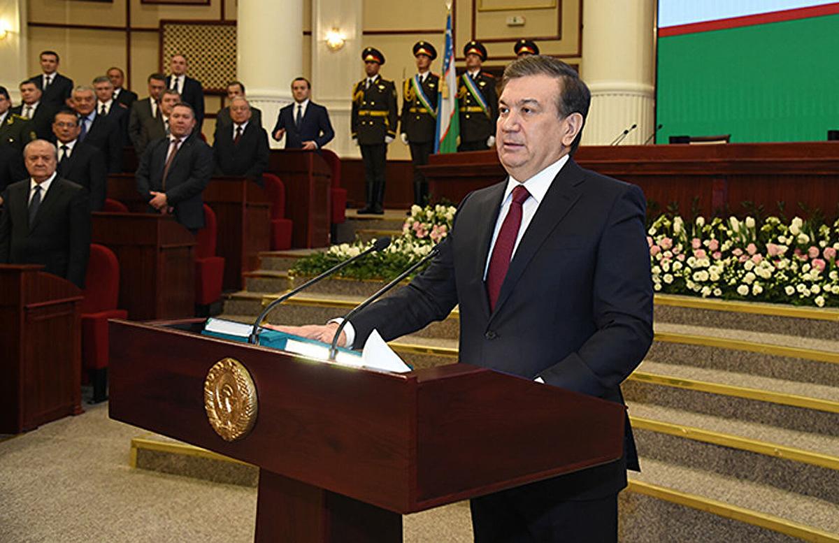 Главные события и явления, сформировавшие независимый Узбекистан
