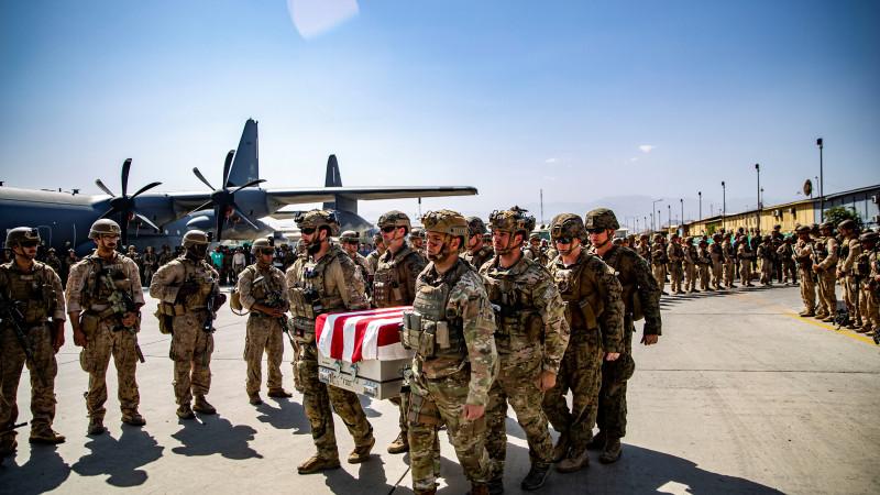 США раскрыли итоговые потери в Афганистане после 20 лет миссии