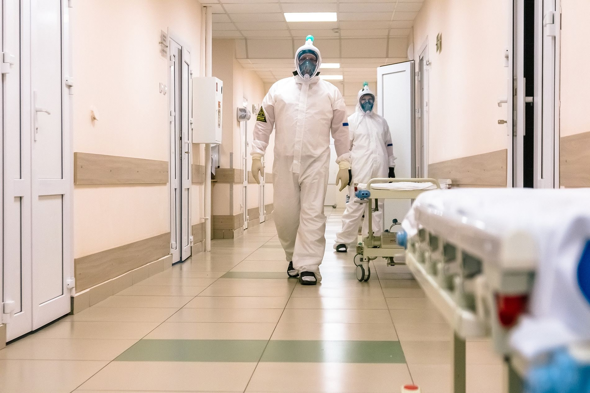 Небольшой спад случаев заболевания коронавирусом — статистика