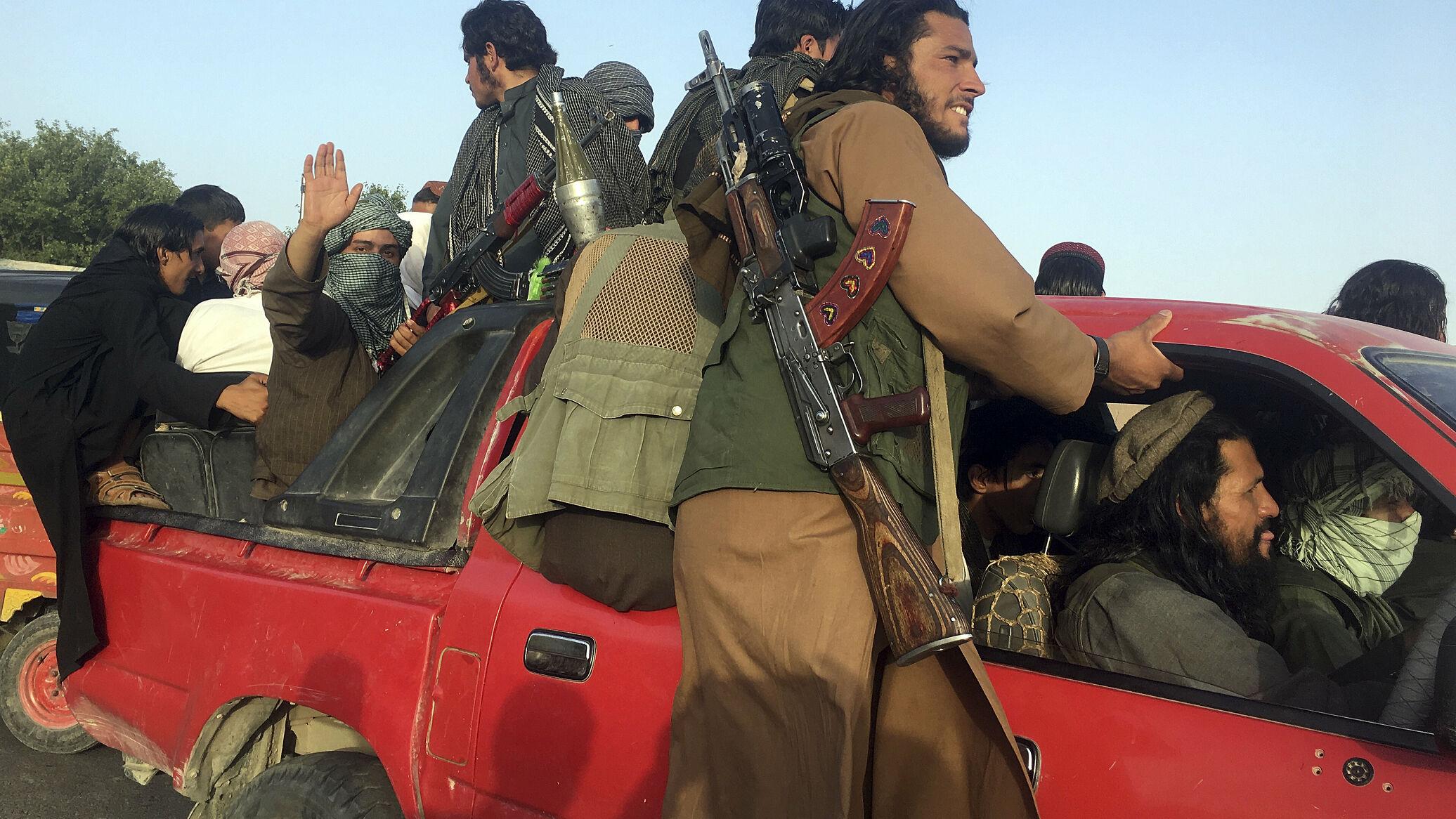 Россия назвала условие признания новой власти в Афганистане