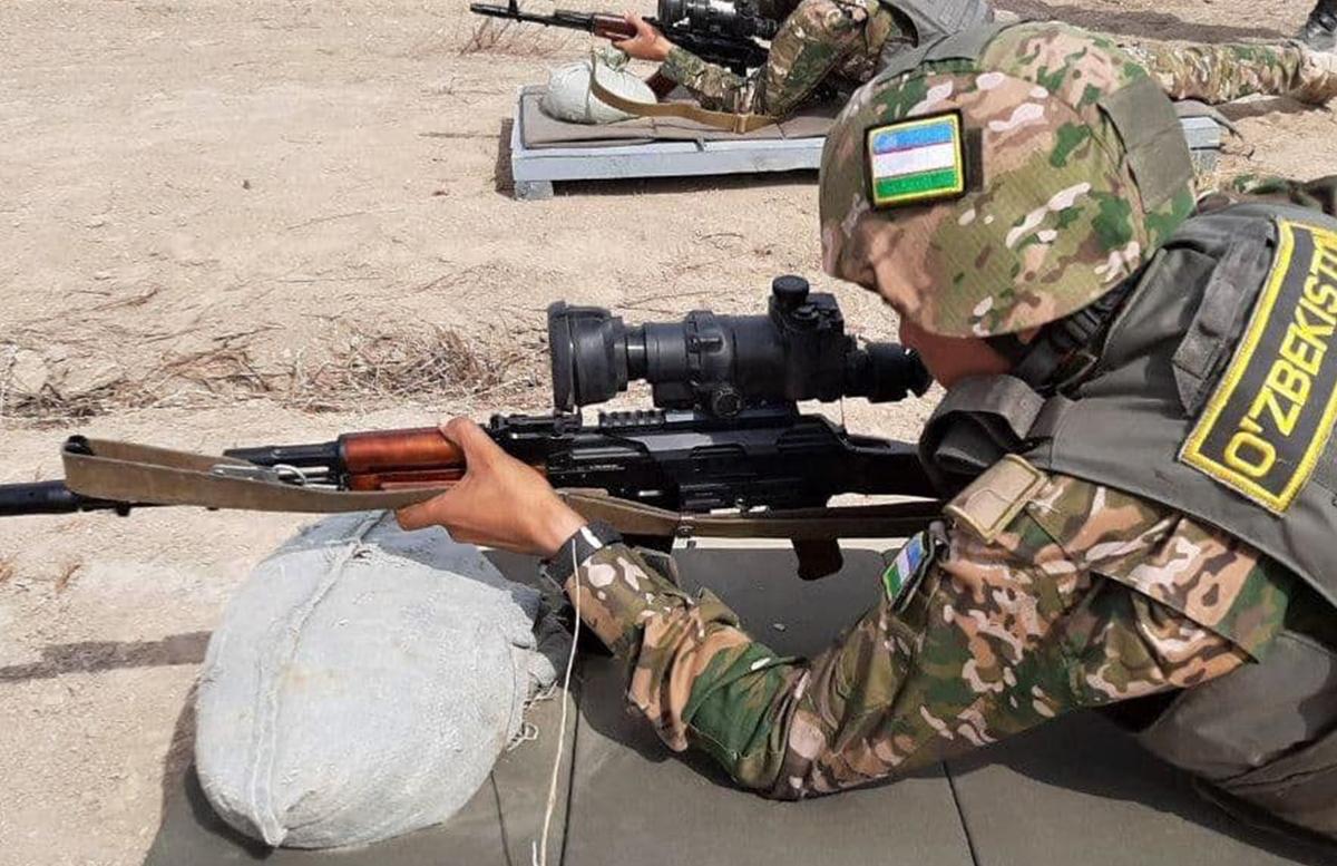 Узбекистан обогнал страны Центральной Азии в рейтинге самых сильных армий мира