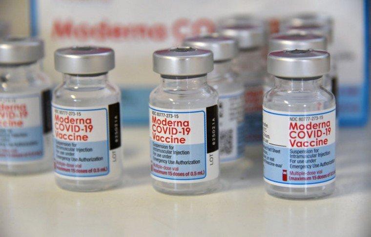 В Японии исследователи обнаружили в вакцине Moderna примеси из нержавеющей стали