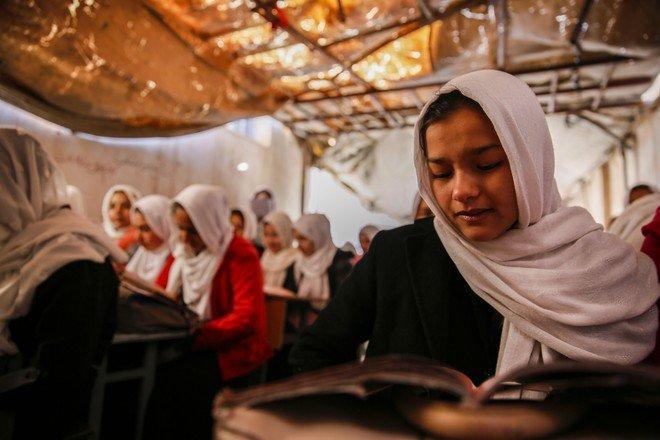 Женщины не войдут в состав нового правительства Афганистана, — талибы