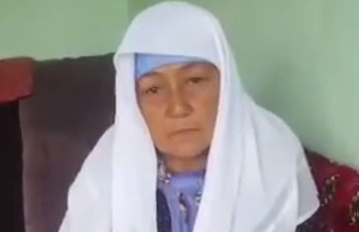 В видеообращении женщина из Ташобласти заявляет, что у неё скончался сын после вакцинации от COVID-19