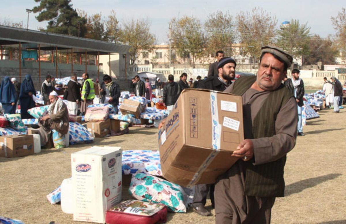 В ООН допустили, что запасы продовольственной помощи в Афганистане могут закончиться к сентябрю