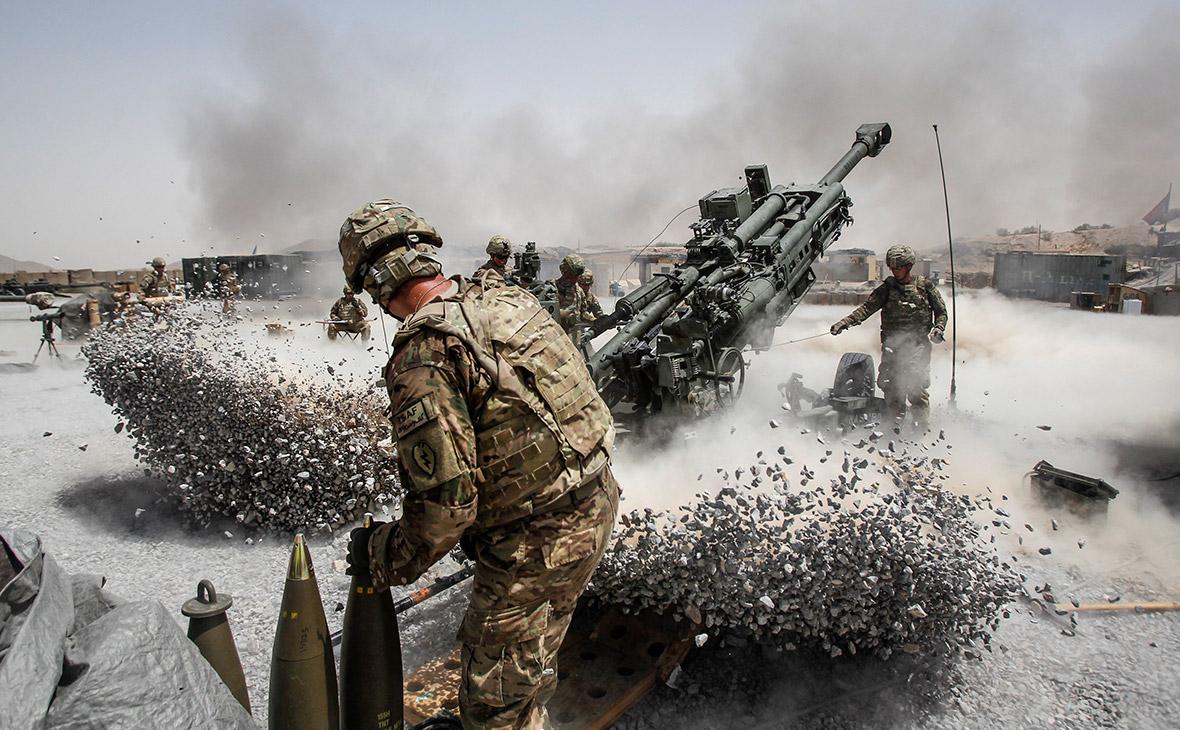 Россия предупредила о мести США из-за провала в Афганистане