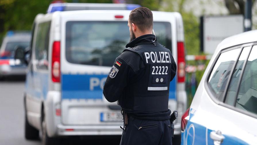 В Германии афганец ранил ножом двух человек