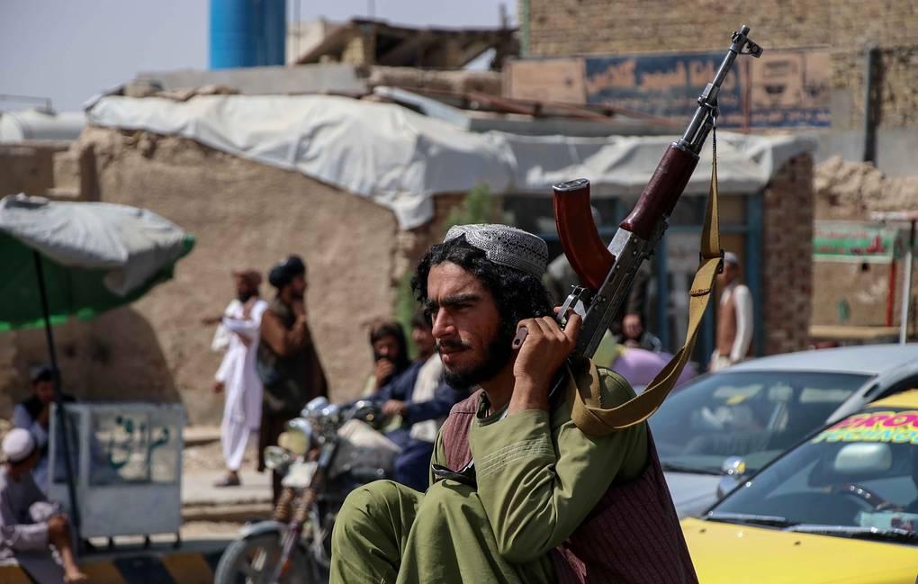 Талибы запретили стрельбу в воздух на территории Афганистана