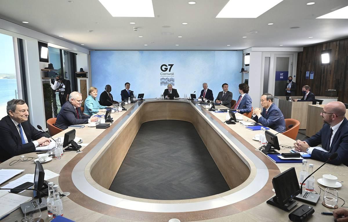 Главы дипломатических ведомств «Большой семерки» планируют пригласить на встречу по Афганистану Россию и Китай