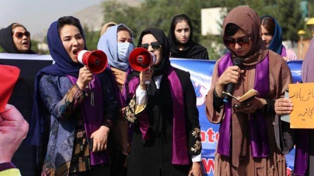 Талибы разрешат проводить народные демонстрации и акции протеста