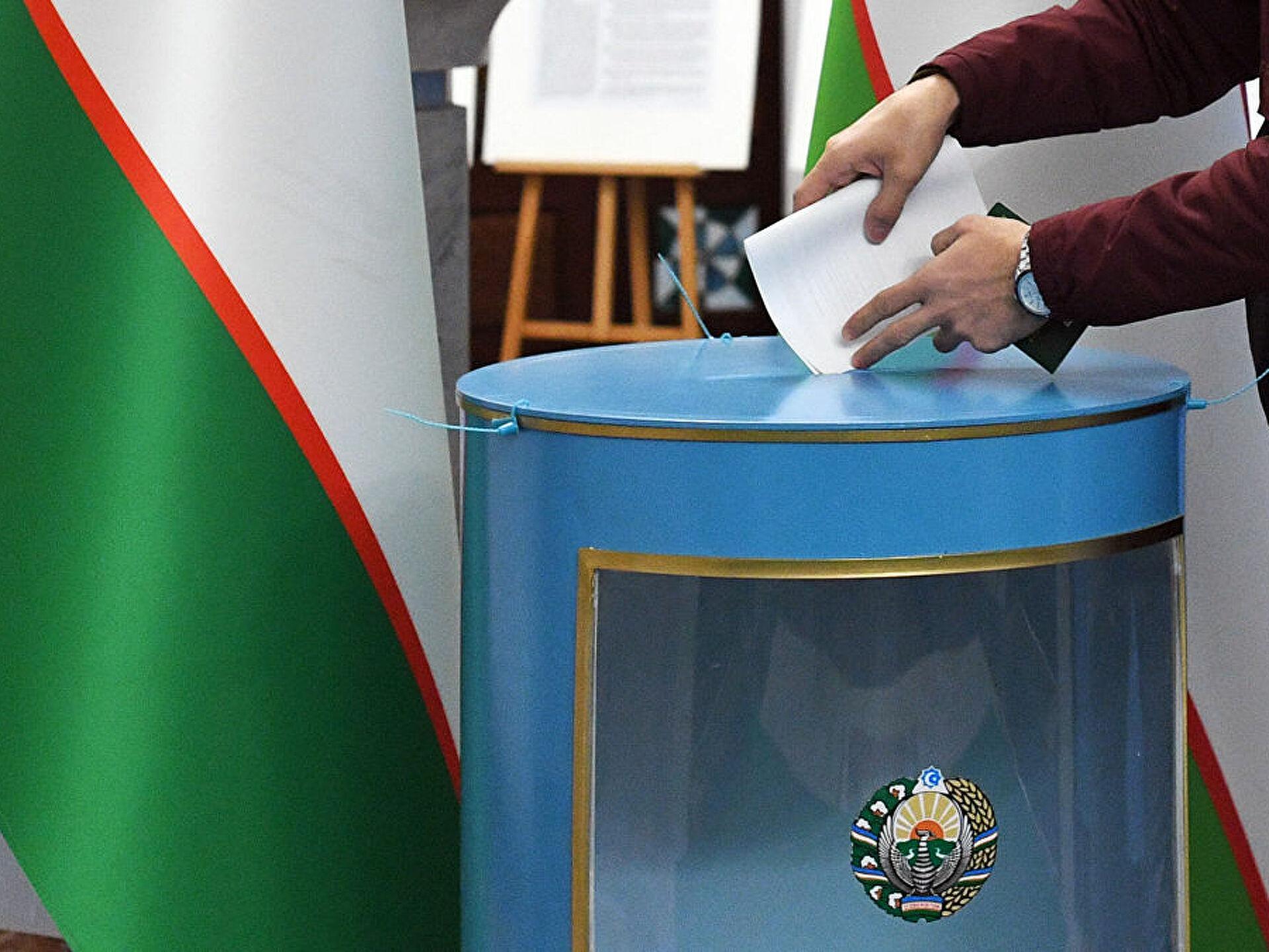 В ЦИК рассказали, сколько молодежи сможет проголосовать на выборах президента Узбекистана