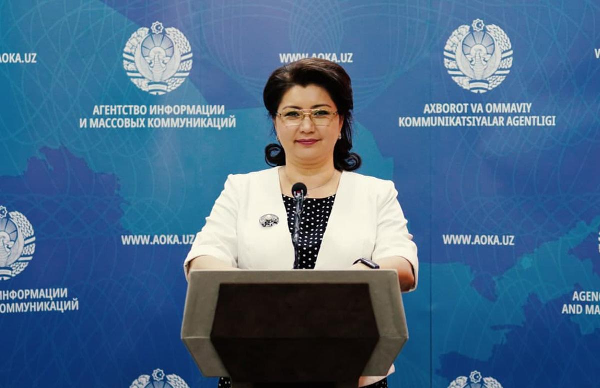 «На данный момент в Узбекистане смертей от вакцины не зафиксировано», — Севара Убайдуллаева