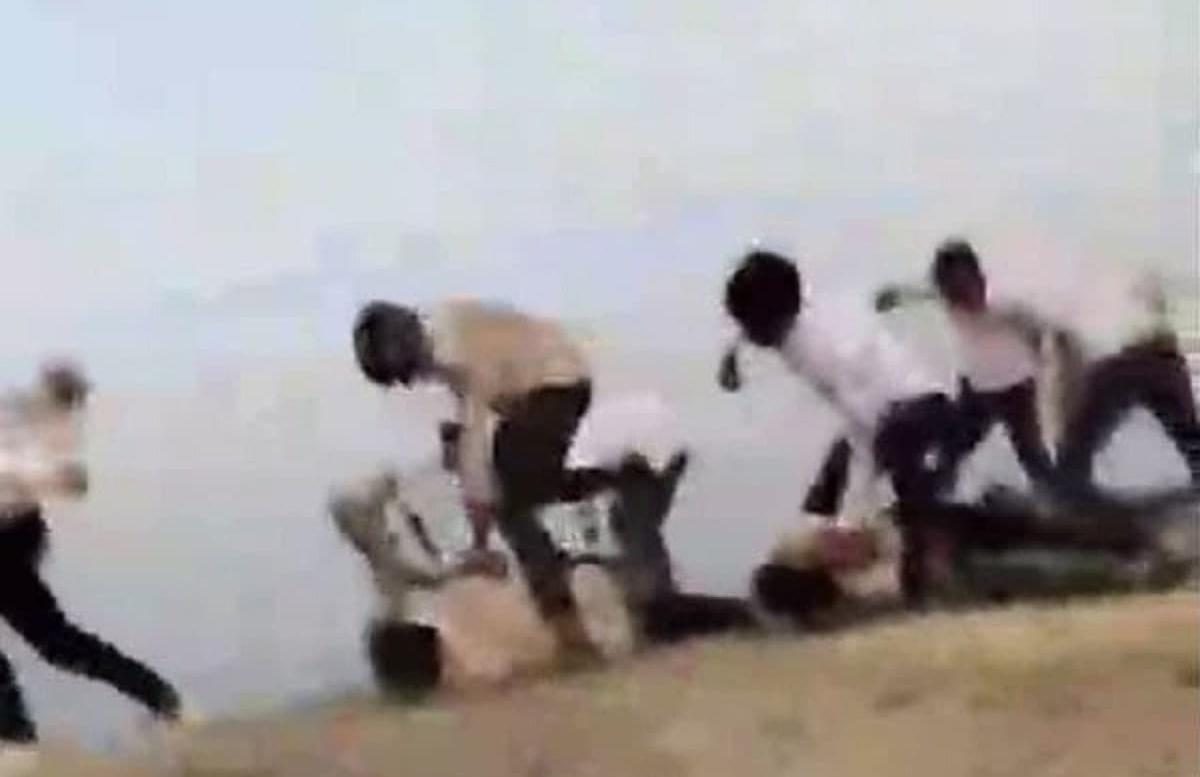 В ГУВД столицы отреагировали на информацию о массовой драке школьников — видео