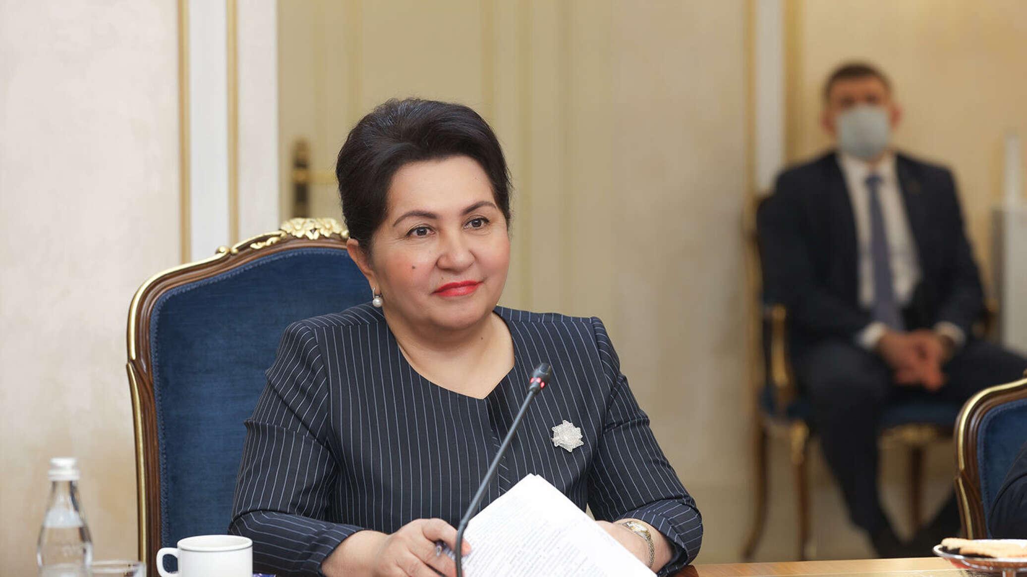 Узбекистан примет 14 Саммит женщин-руководителей парламентов, — Танзила Нарбаева