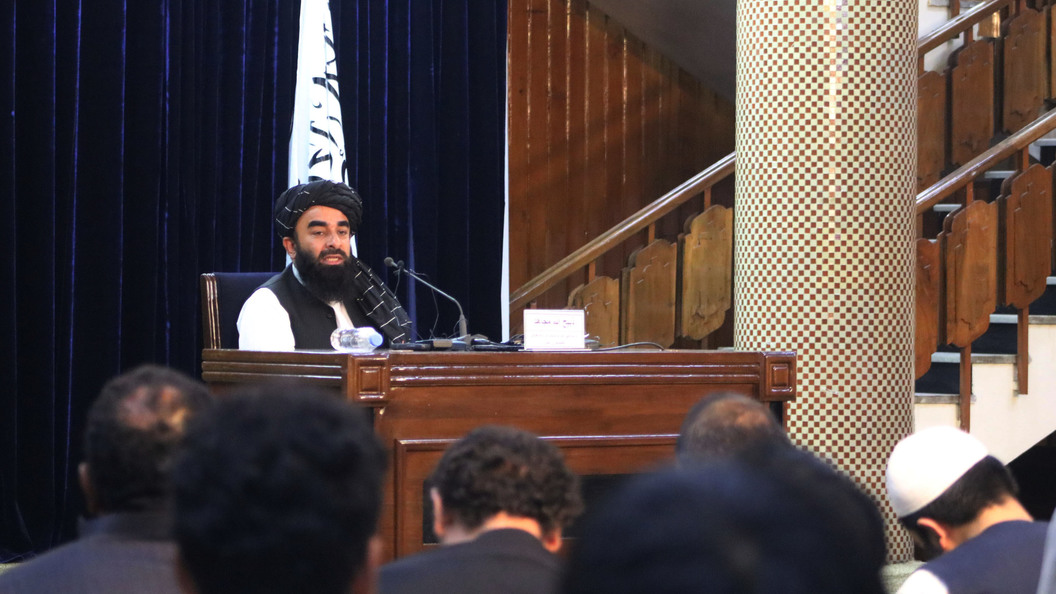 Узбекистан приветствует создание временного правительства в Афганистане