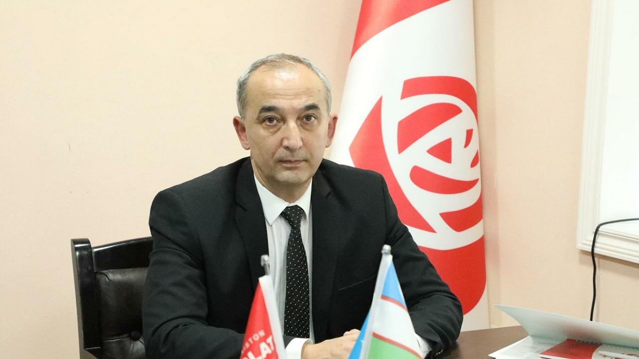 Бахром Абдухалимов заявил, что ожидаются дебаты среди кандидатов в президенты Узбекистана