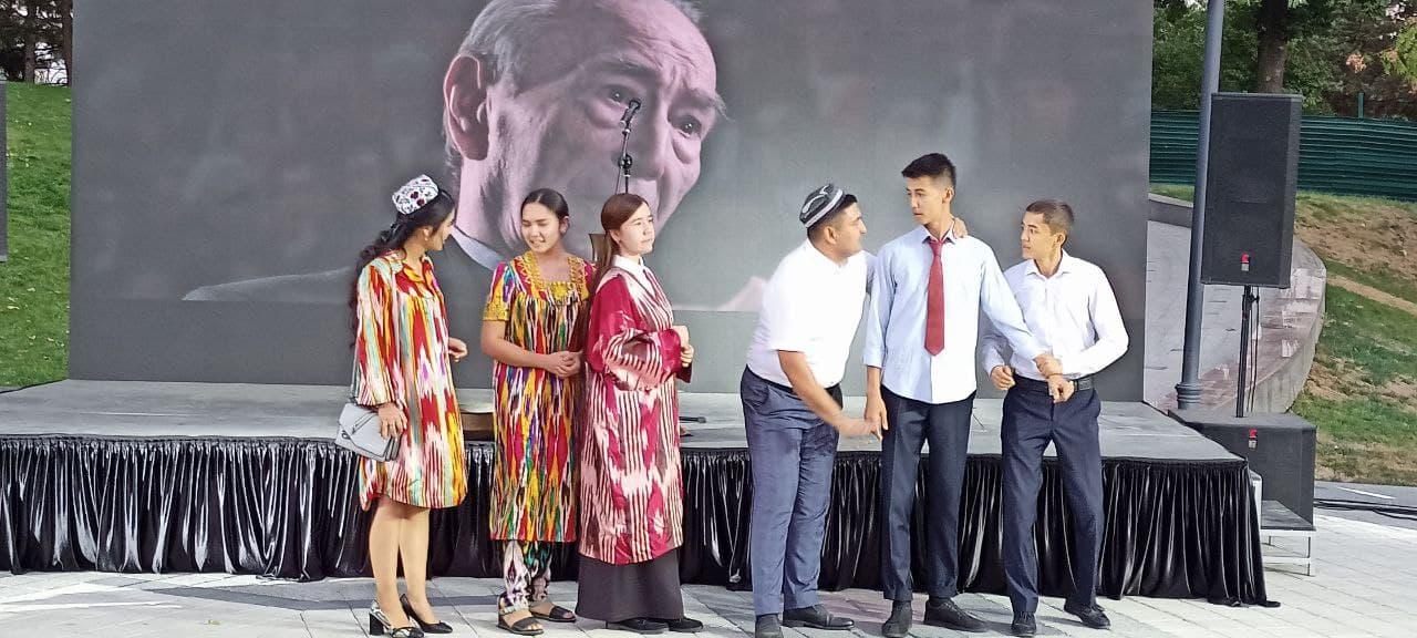 В Ташкенте состоялась премьера фильма, посвященного жизни и творчеству Гафура Гуляма