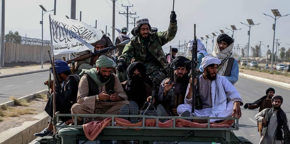 Талибы планируют провести в Афганистане всеобщие выборы