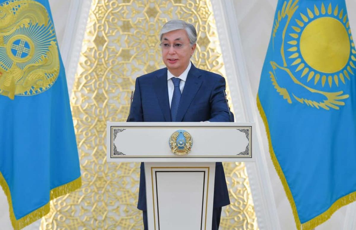 Президент Казахстана готов наладить отношения с талибами