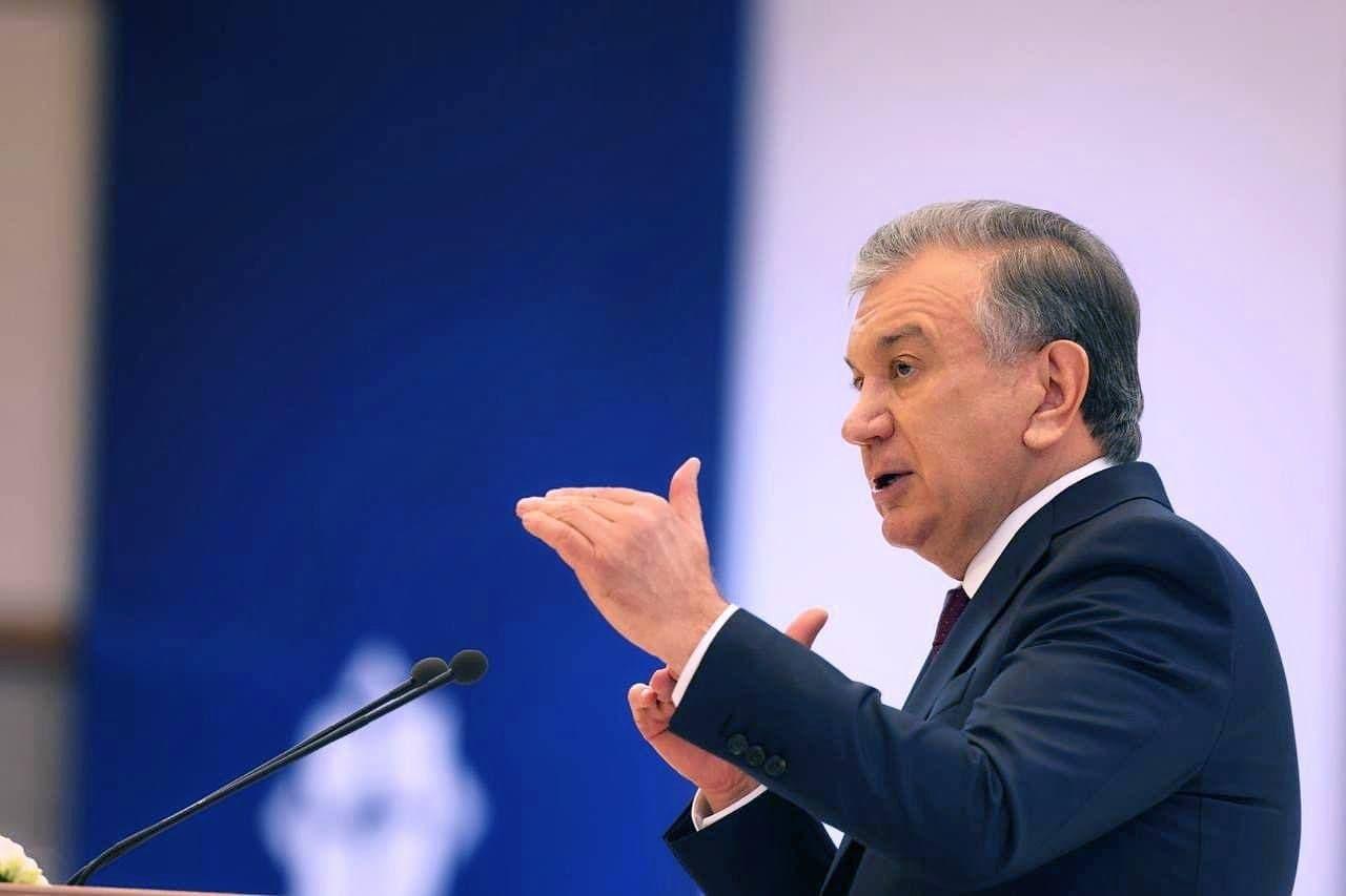 От вашего участия в выборах и гражданской позиции зависит судьба нашей Родины, — Шавкат Мирзиёев