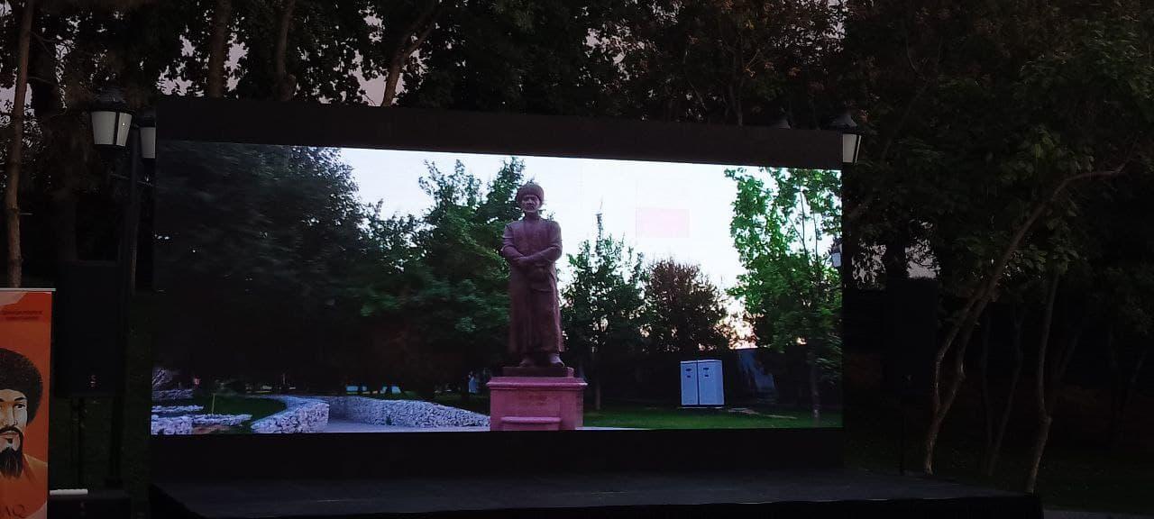 В столице состоялась премьера документального фильма о Бердахе
