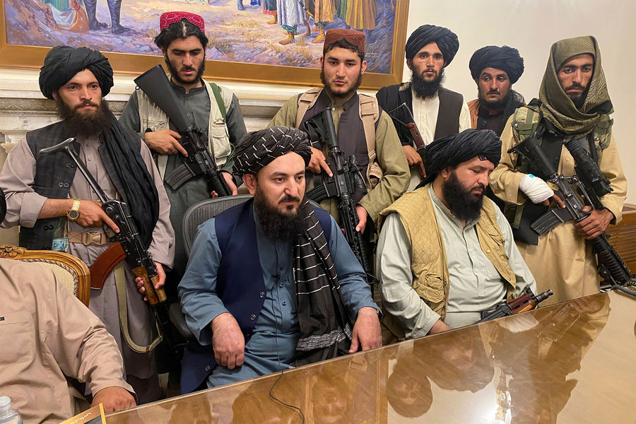 В ЕС заявили, что временное правительство Афганистана не отражает обязательств талибов