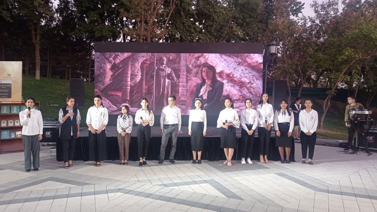 В столице состоялась премьера документального фильма «Алишер Навои»