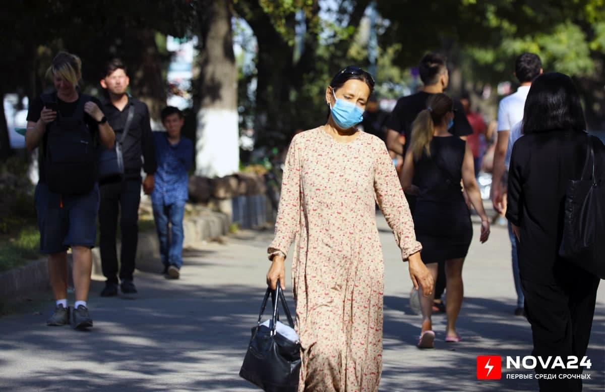 В Узбекистане немного снизились темпы распространения коронавируса — статистика