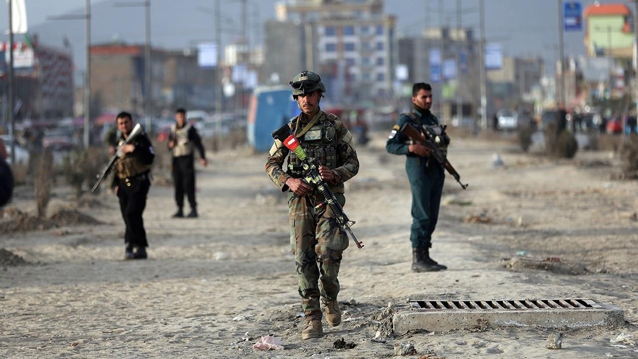 НАТО обвинило правительство Афганистана в захвате страны боевиками