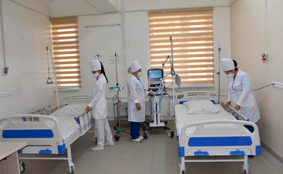 Стало известно, сколько вакцинированных от коронавируса поступило в зангиатинские больницы