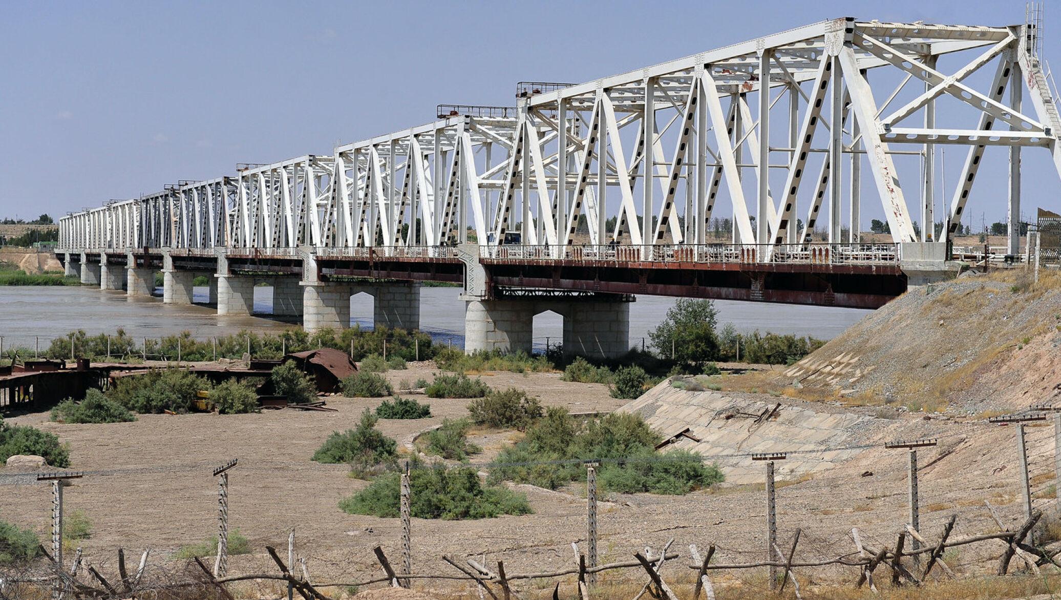 Незаконно пересекшие границу афганцы покинули Узбекистан
