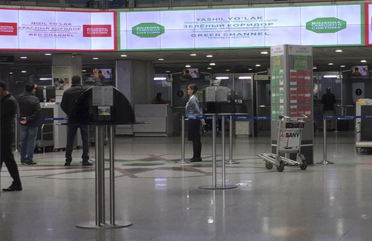 В Узбекистане создадут систему удаленного декларирования грузов