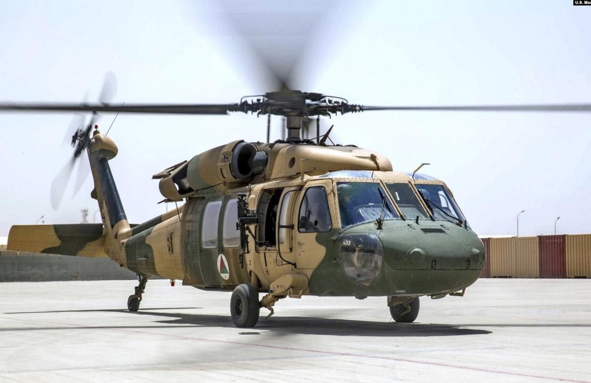 США начали вывоз афганских летчиков из Узбекистана