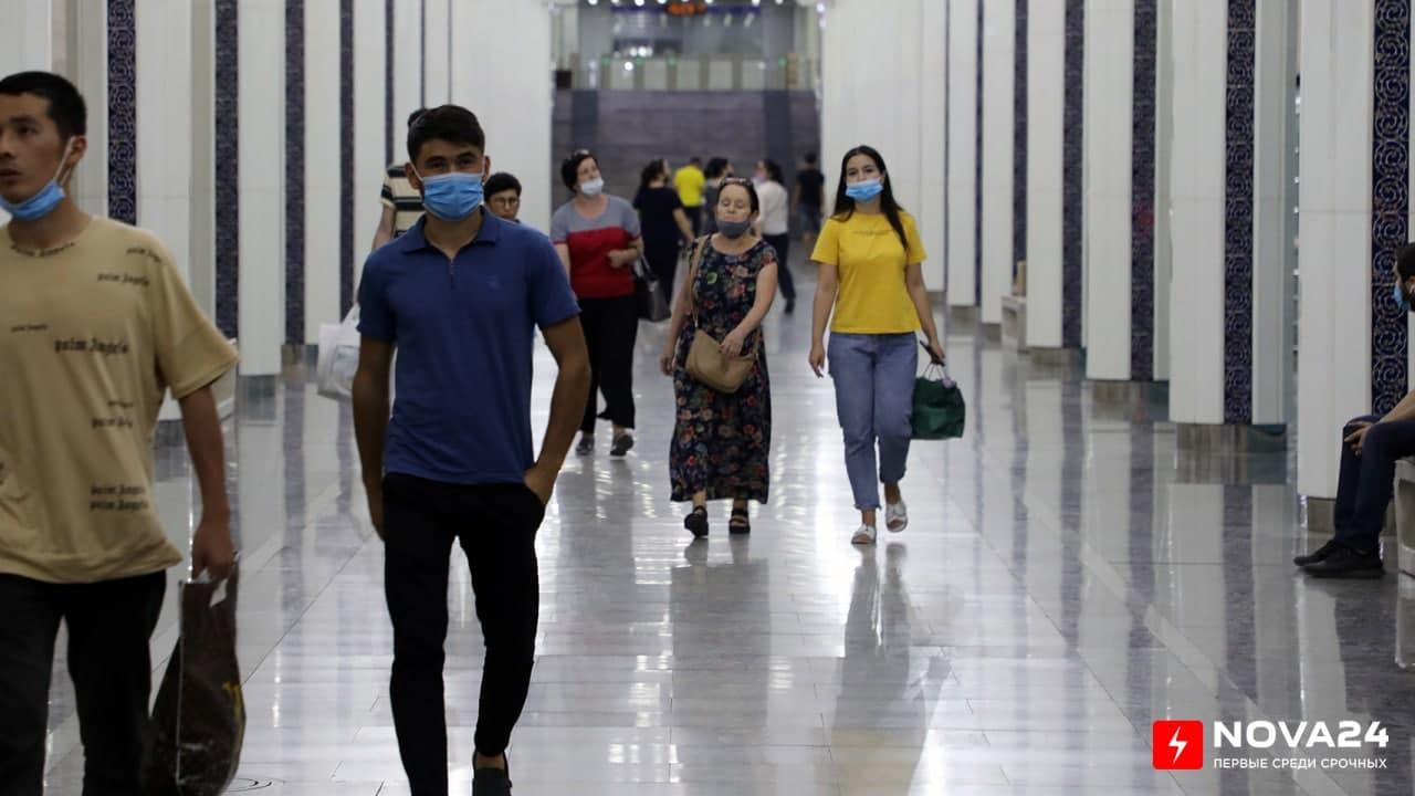 В столичном метро провели рейды по выявлению «безмасочников»