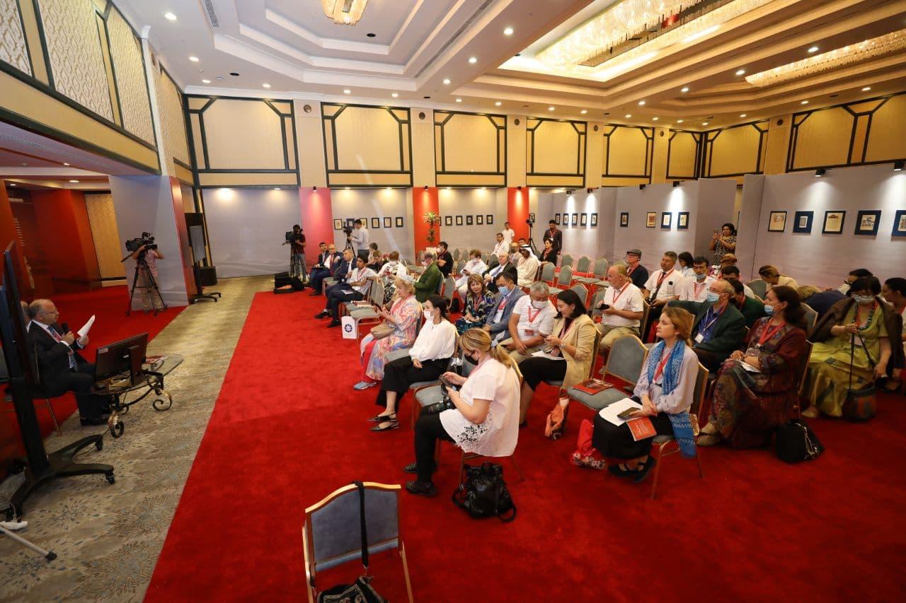 В Ташкенте Eriell Group организовала достойный прием для ученых со всего мира